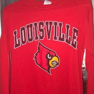 Louisville Cardinals Long-Sleeve
